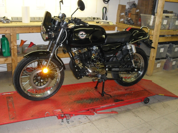 motorcycle lift workbench plans
