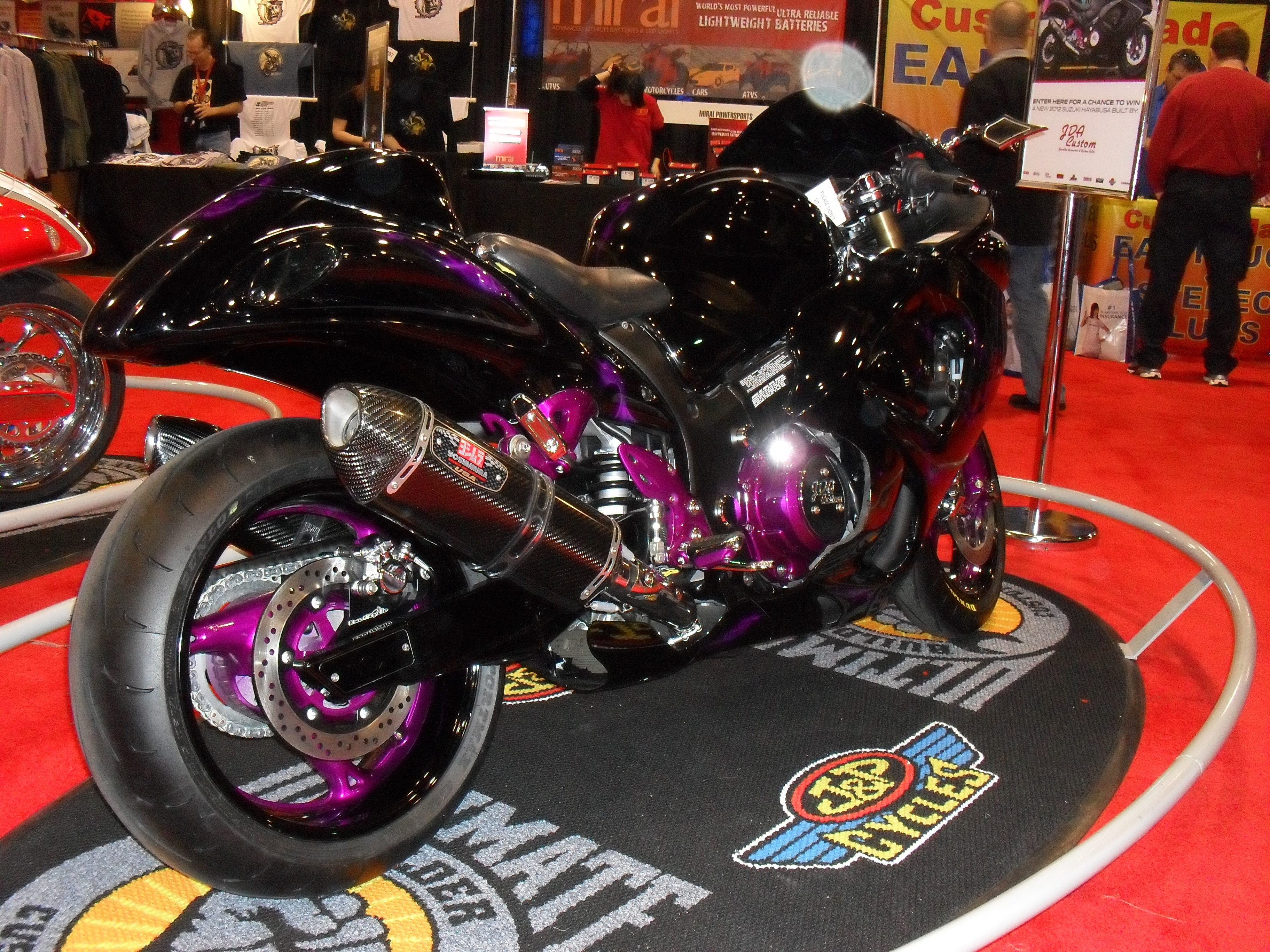 One Of My Favorite Chopper From The Occ Is The Black Widow