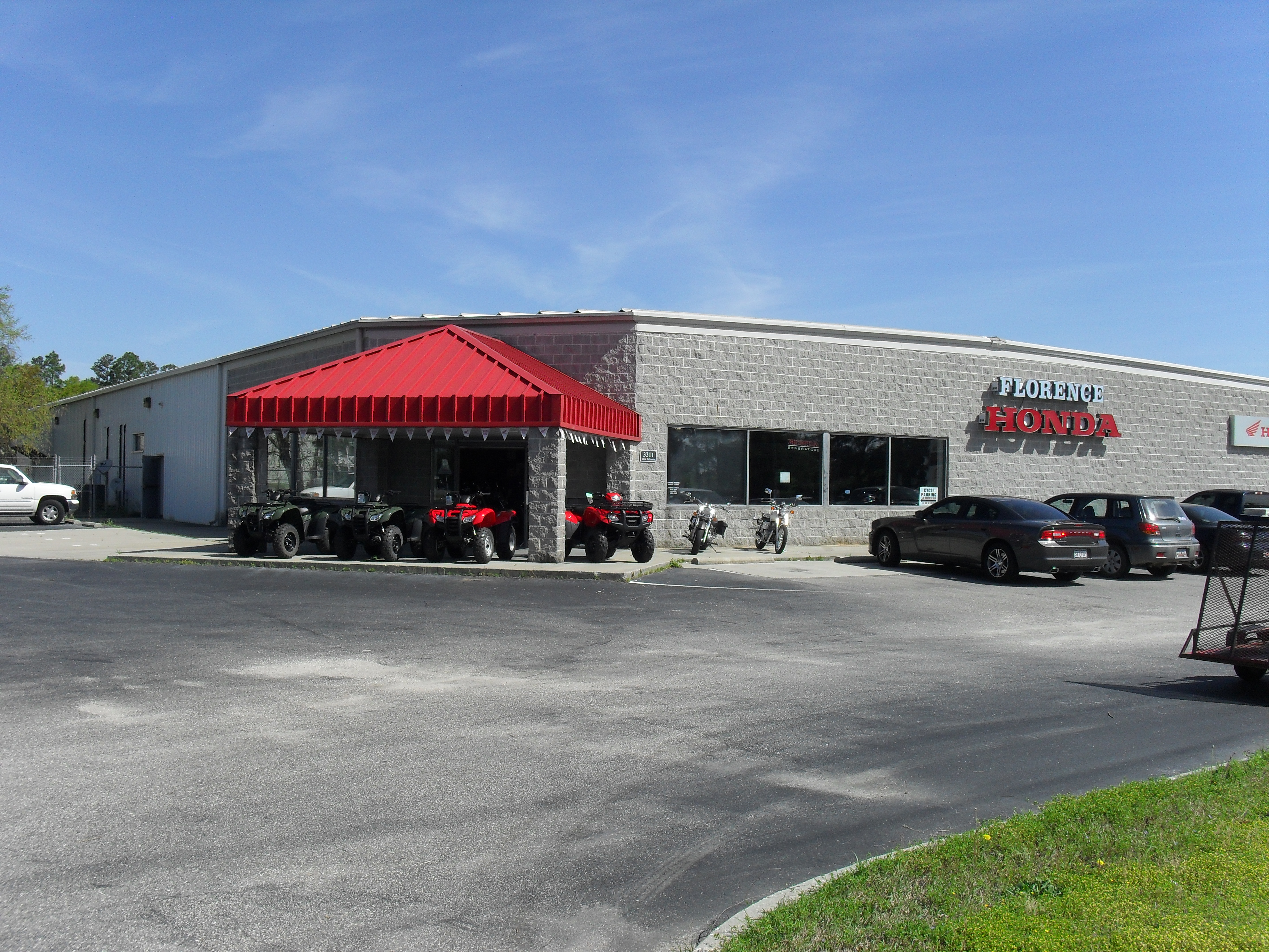 Honda Motorcycle Dealership In Charlotte Nc