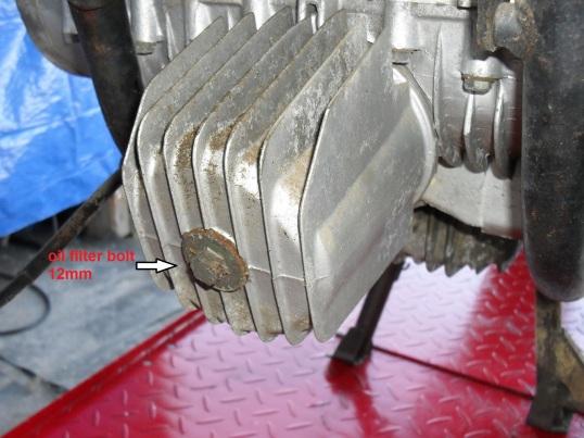 Oil Drain Bolt Ducati Evo Torque Spec