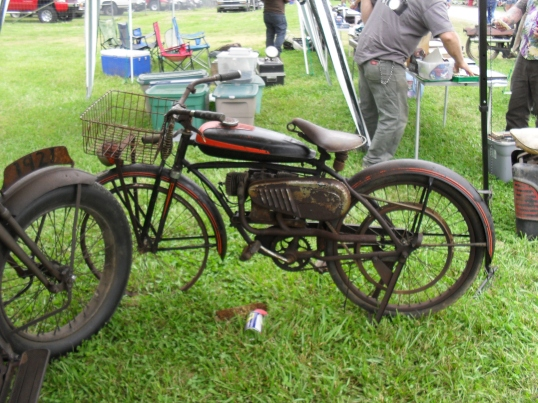 rusty Monark Super Twin