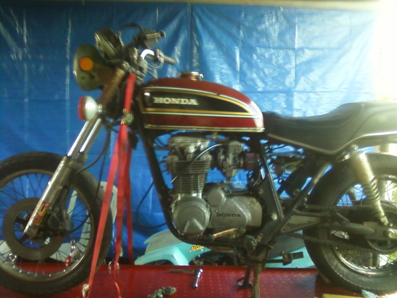 Cb650 Life On 2 Wheels Other Stuff Cb650c Wiring Diagram Honda With Cb750 Tank